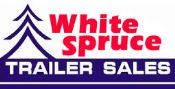 White Spruce Trailer Sales, Inc. Logo