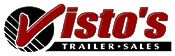 Visto's Trailer Sales Logo