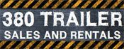 380 Trailer Sales & Rental Logo