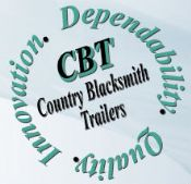 Country Blacksmith Trailers