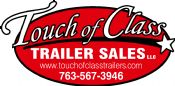 Touch of Class Trailers Logo